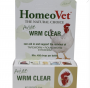 HOMEOPATHIC AVIAN WORM CLEAR