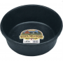 LITTLE GIANT RUBBER FEED PAN 4QT